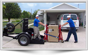 Safe Moving in Houston Texas